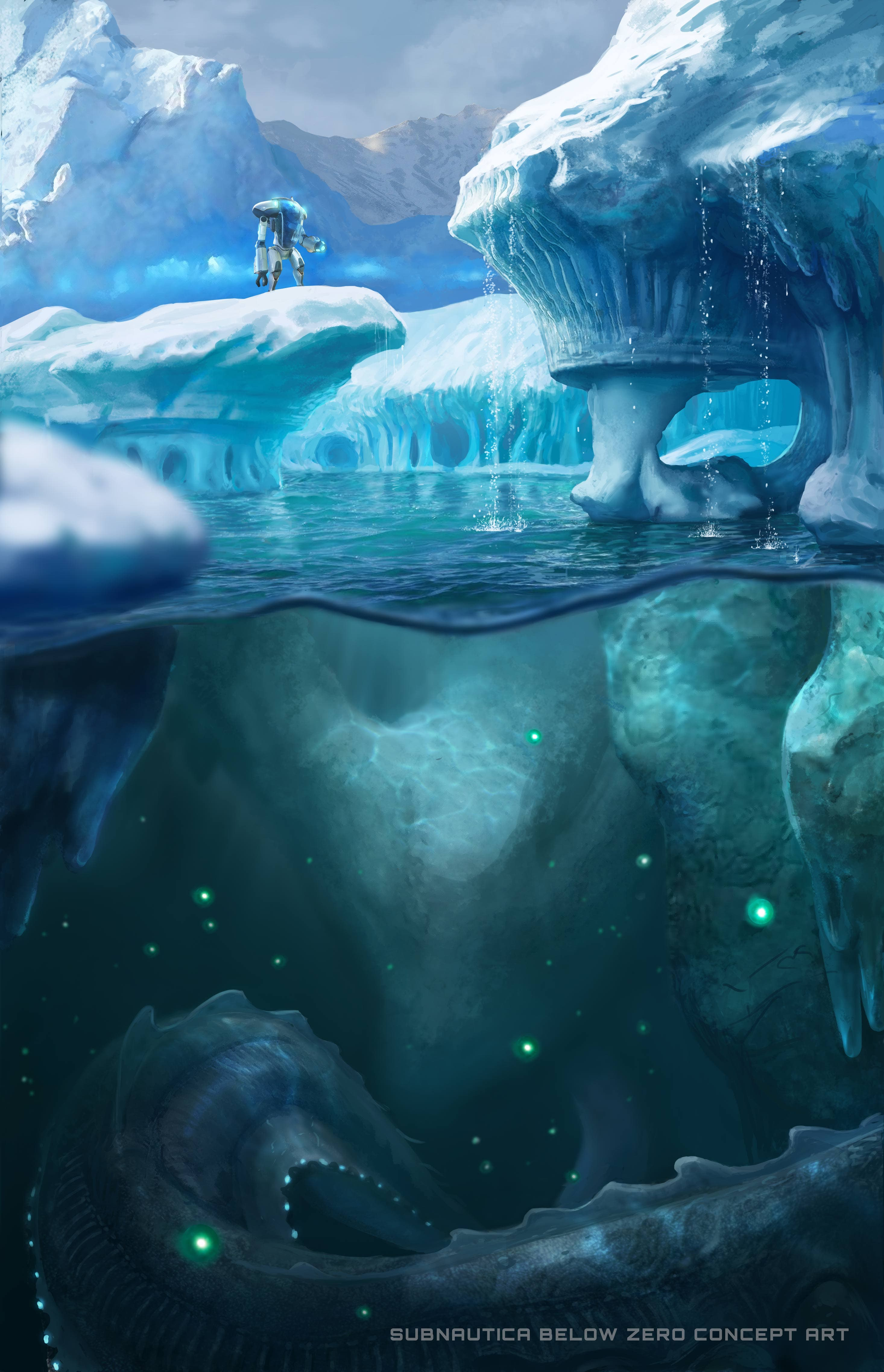 Subnautica: Below Zero announced as a standalone expansion