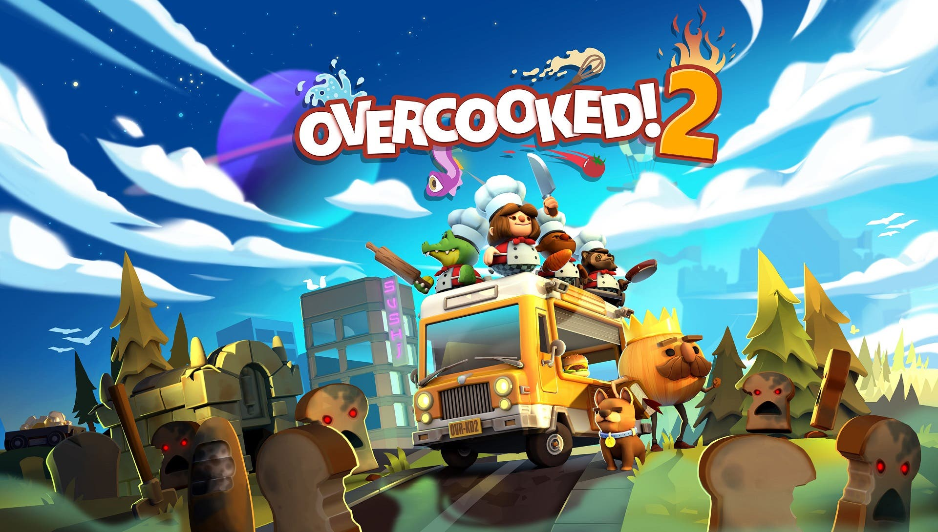 Overcooked2 review featured