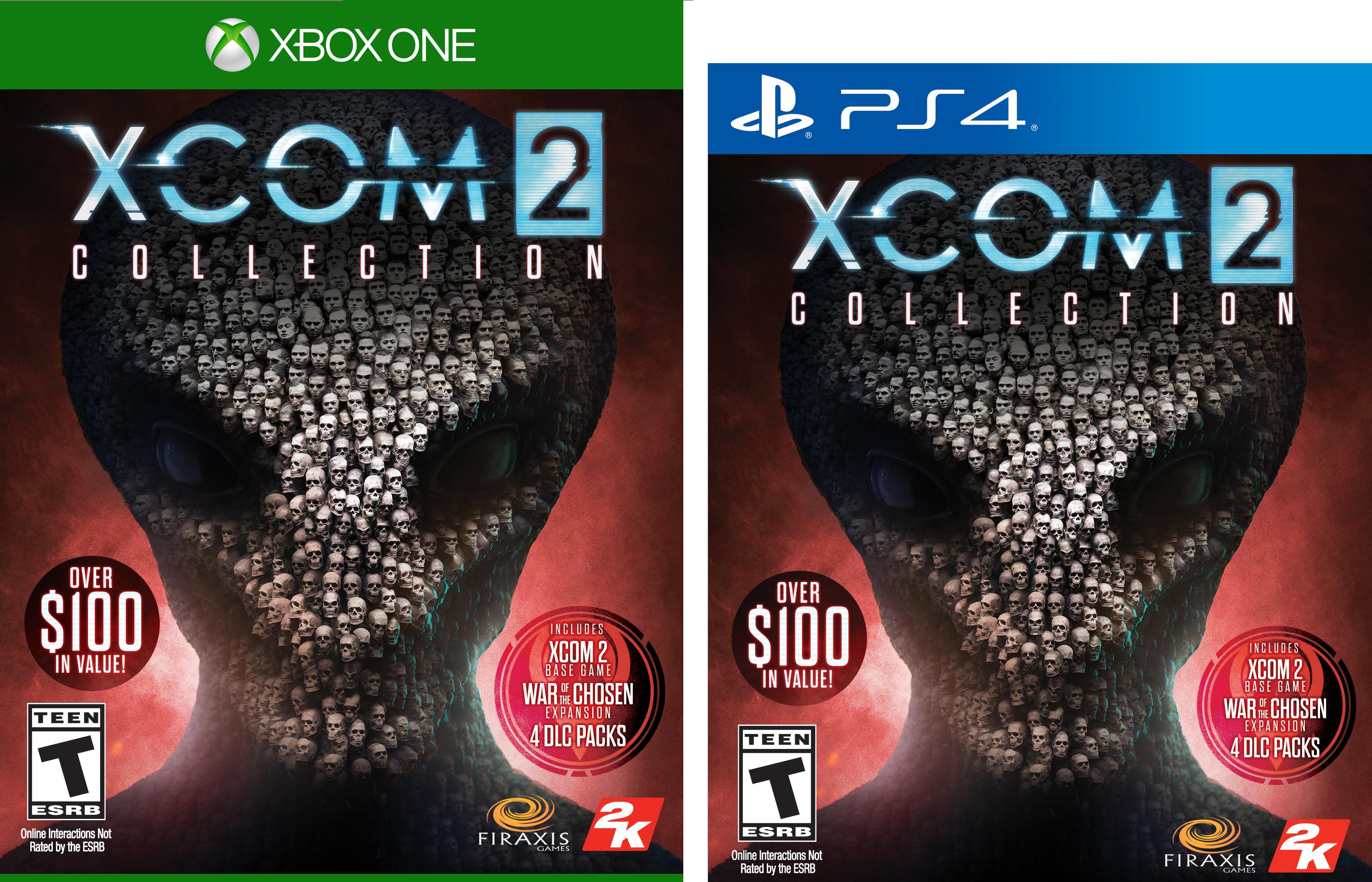 XCOM2Collection PS4XBOX