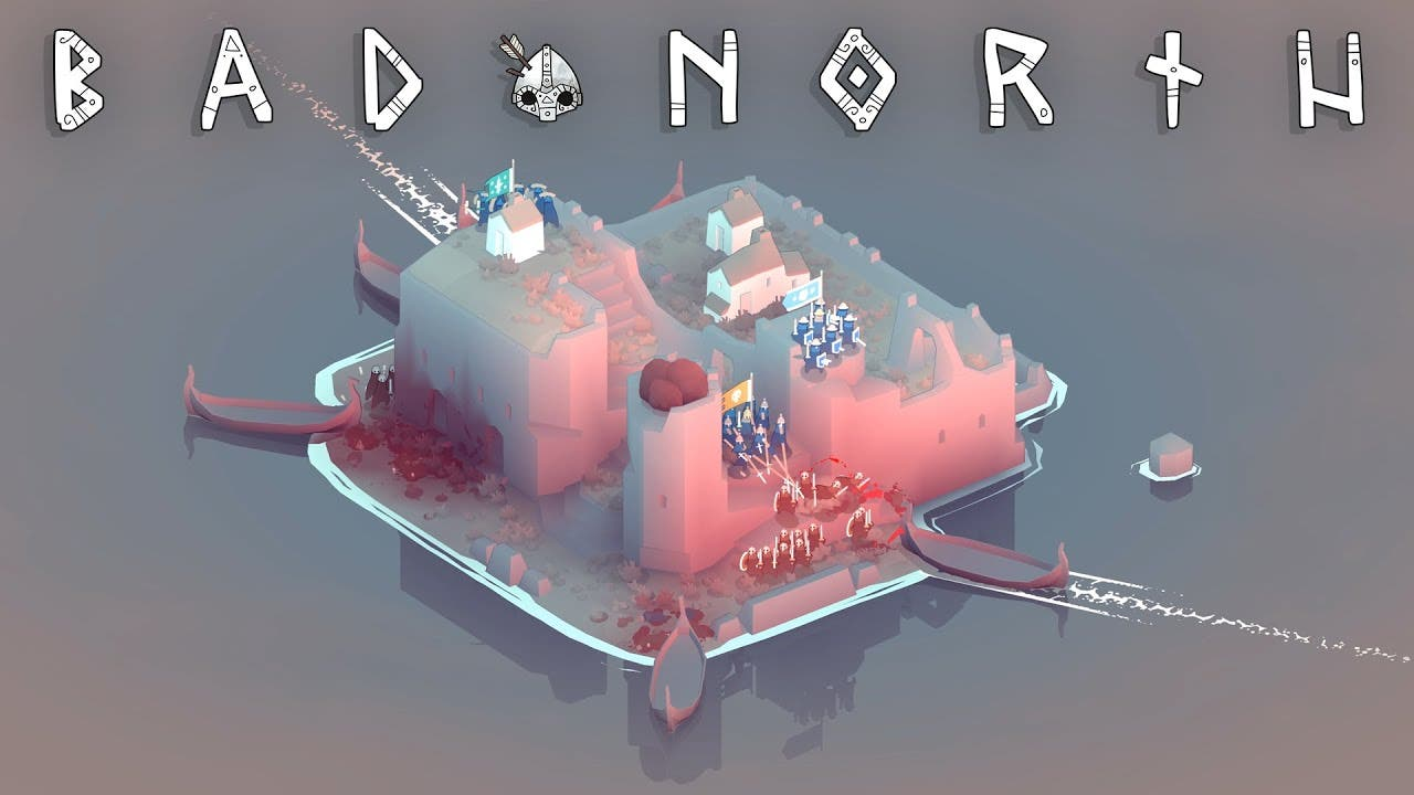 bad north is out today on ninten