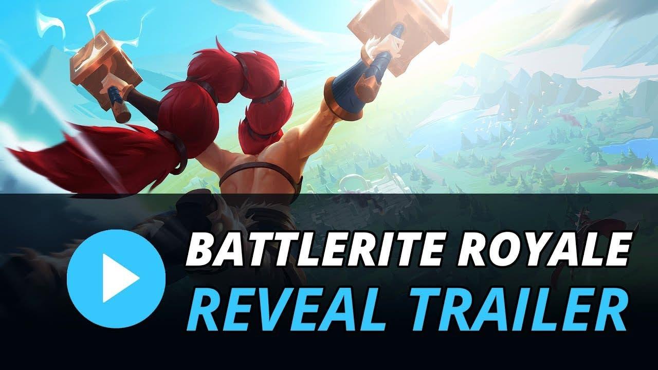 battlerite royale first gameplay