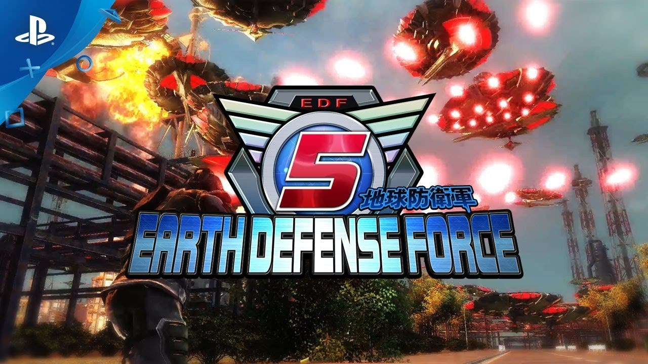 earth defense force 5 set to dep