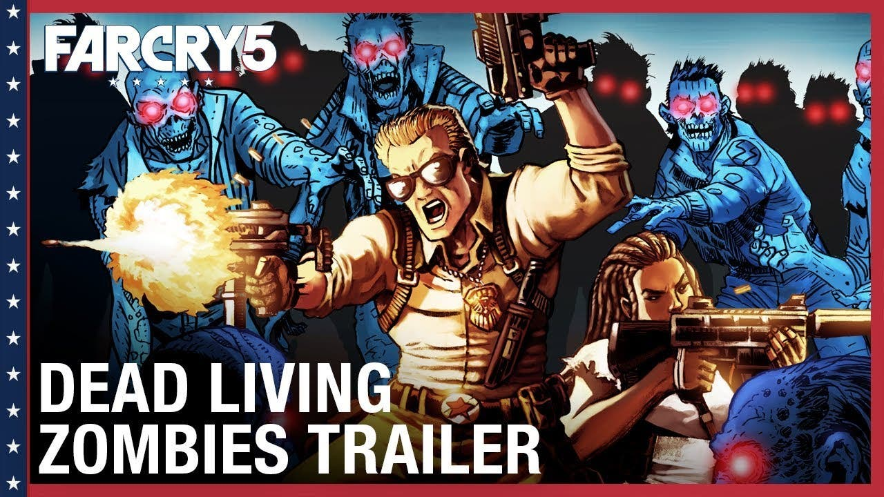 far cry 5 dead living zombies is
