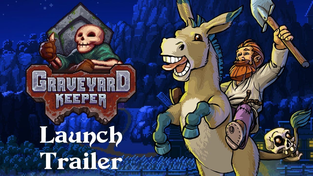 graveyard keeper from tinybuild