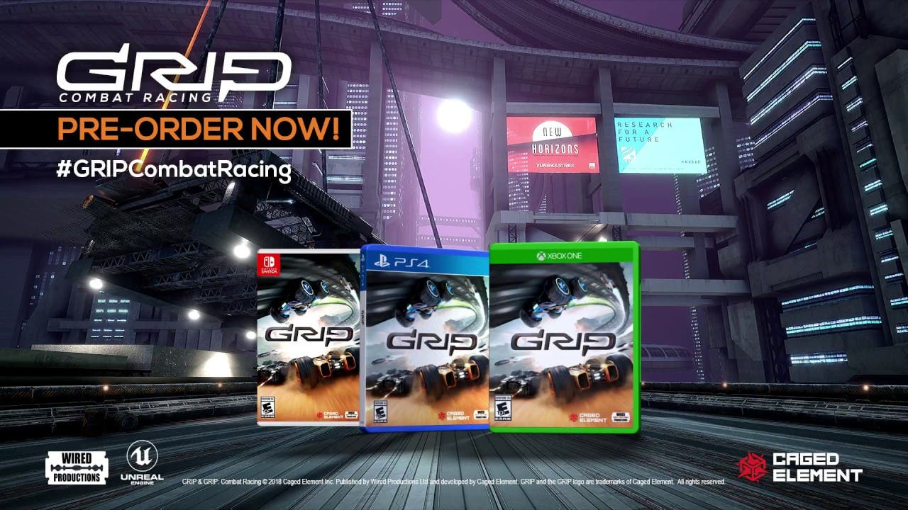 grip combat racing races across