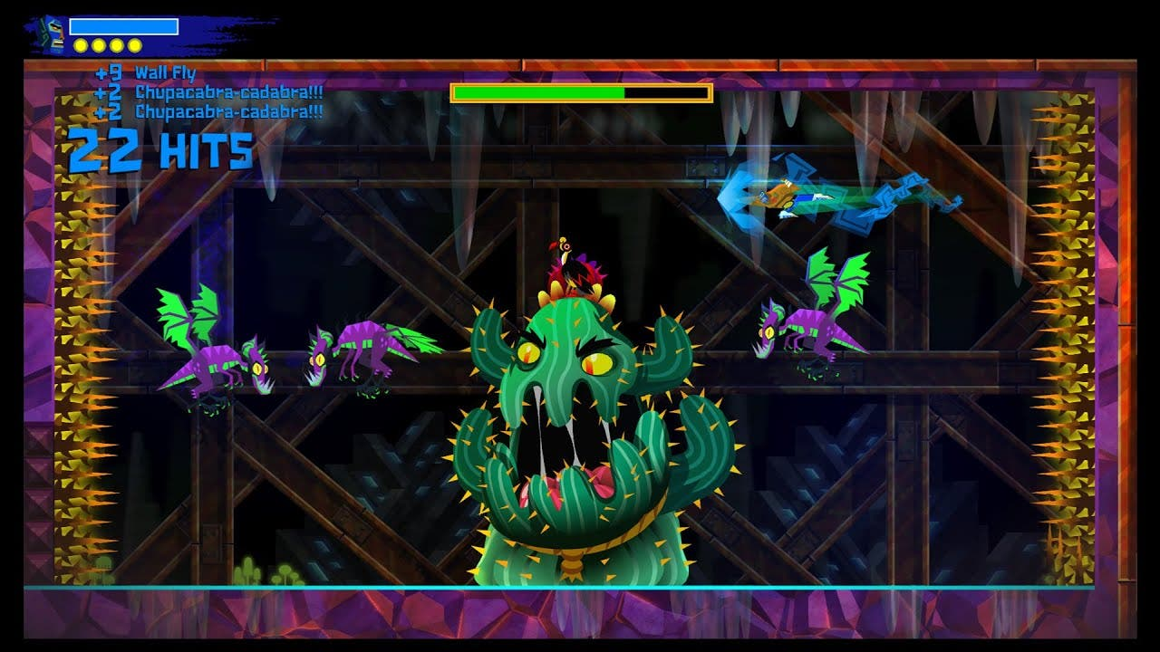 guacamelee 2 reaches steam and p