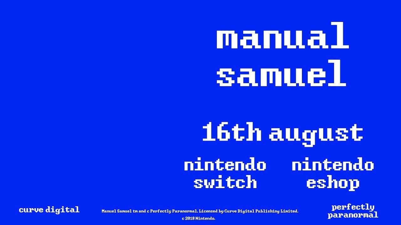 manual samuel is coming to ninte