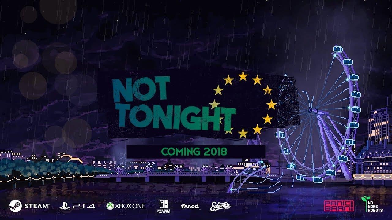not tonight the anti brexit mana