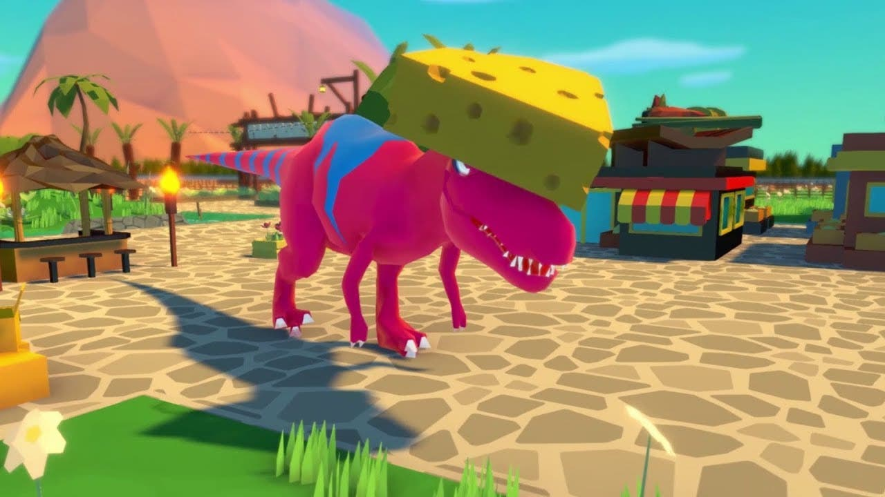 parkasaurus comes to steam early