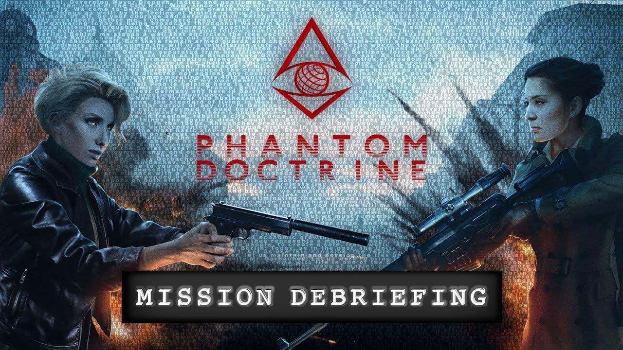 phantom doctrine prepares for up