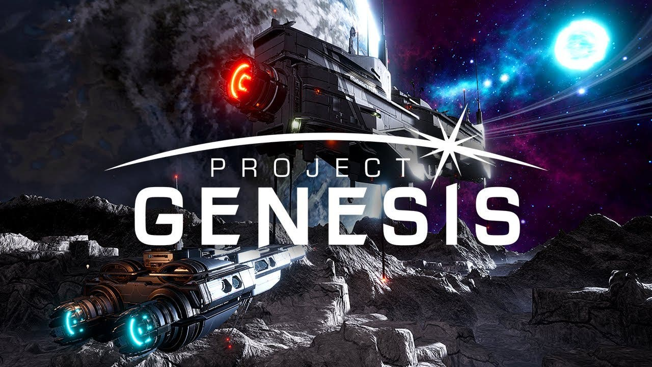 project genesis announced is a m