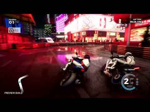ride 3 shown in first full gamep