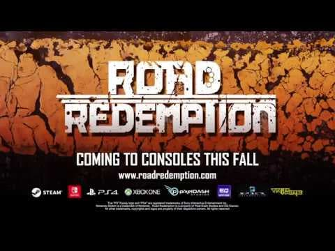 road redemption is kicking and s