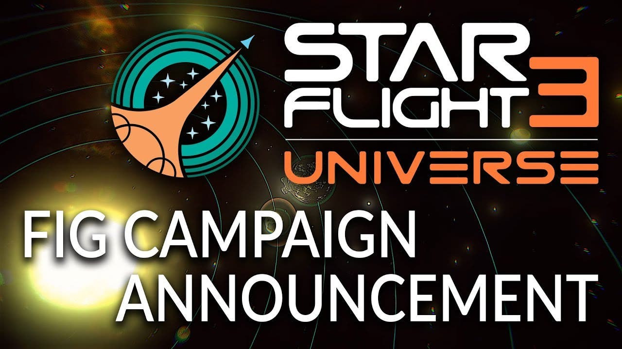 starflight 3 universe announced