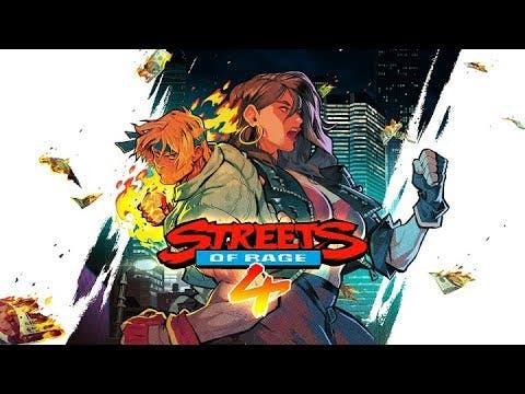 streets of rage 4 announced from