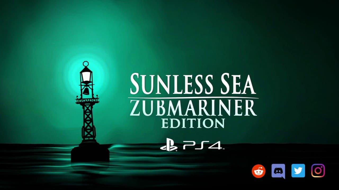sunless sea zubmariner edition w