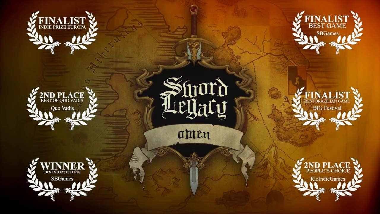 sword legacy omen the turn based