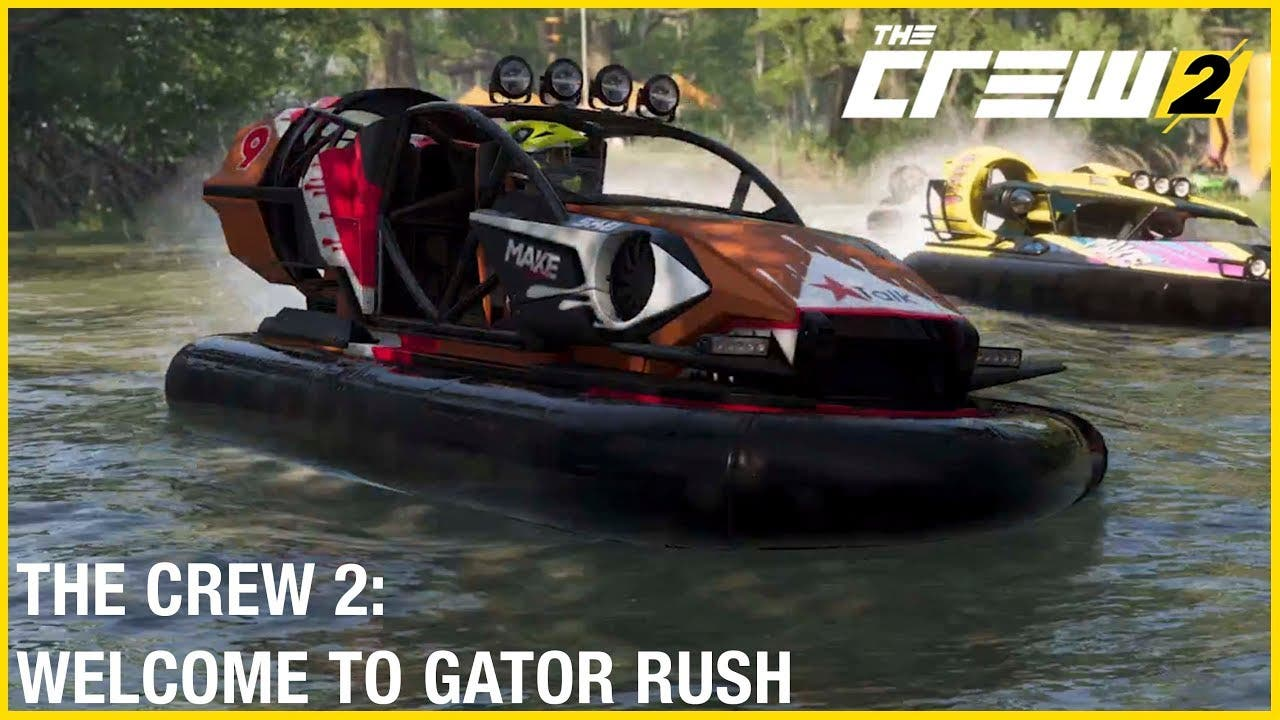 the crew 2s first free update is
