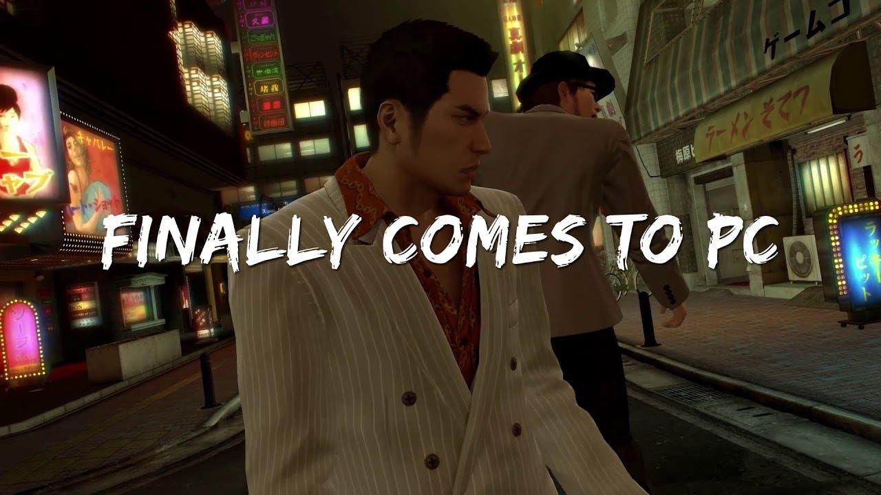 the yakuza series finally makes