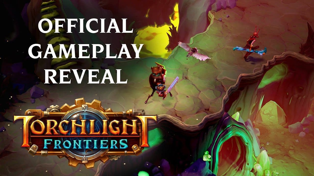torchlight frontiers gets offici