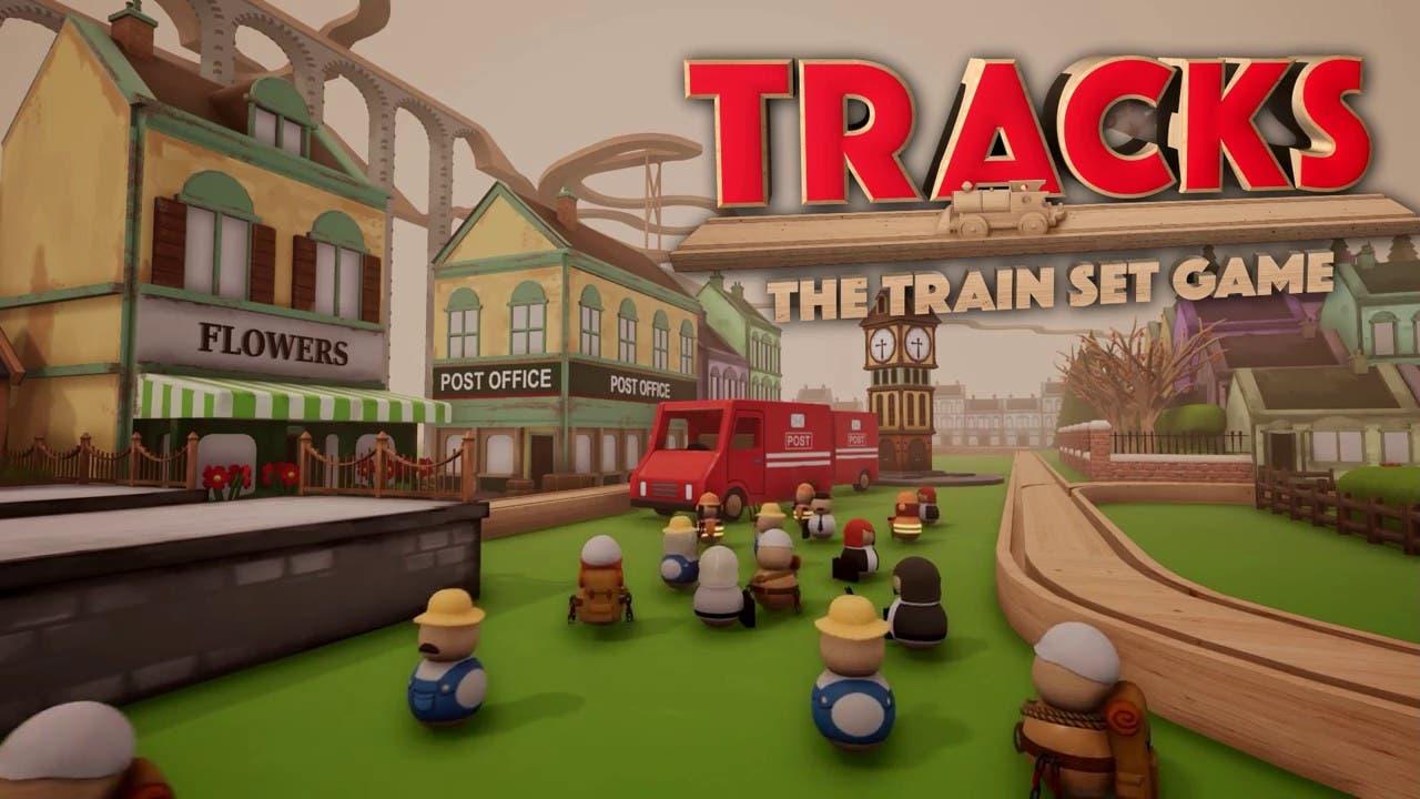 tracks the train set game receiv