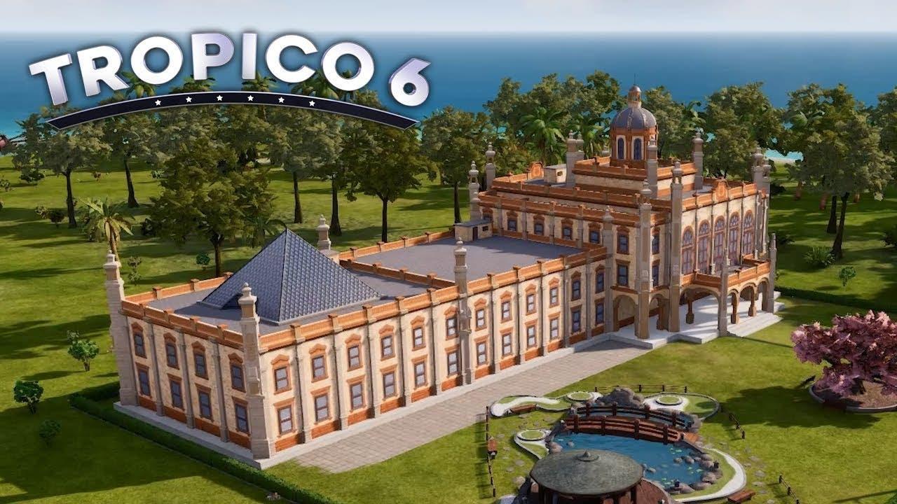 tropico 6 trailer from gamescom