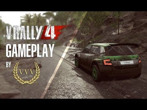 v rally 4 trailers show off rall