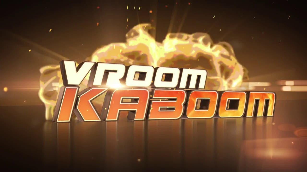 VROOM KABOOM Archives - Saving Content