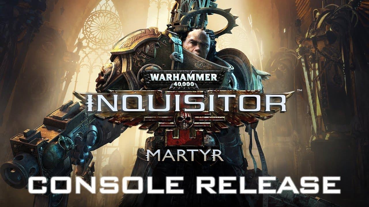 warhammer 40000 inquisitor marty