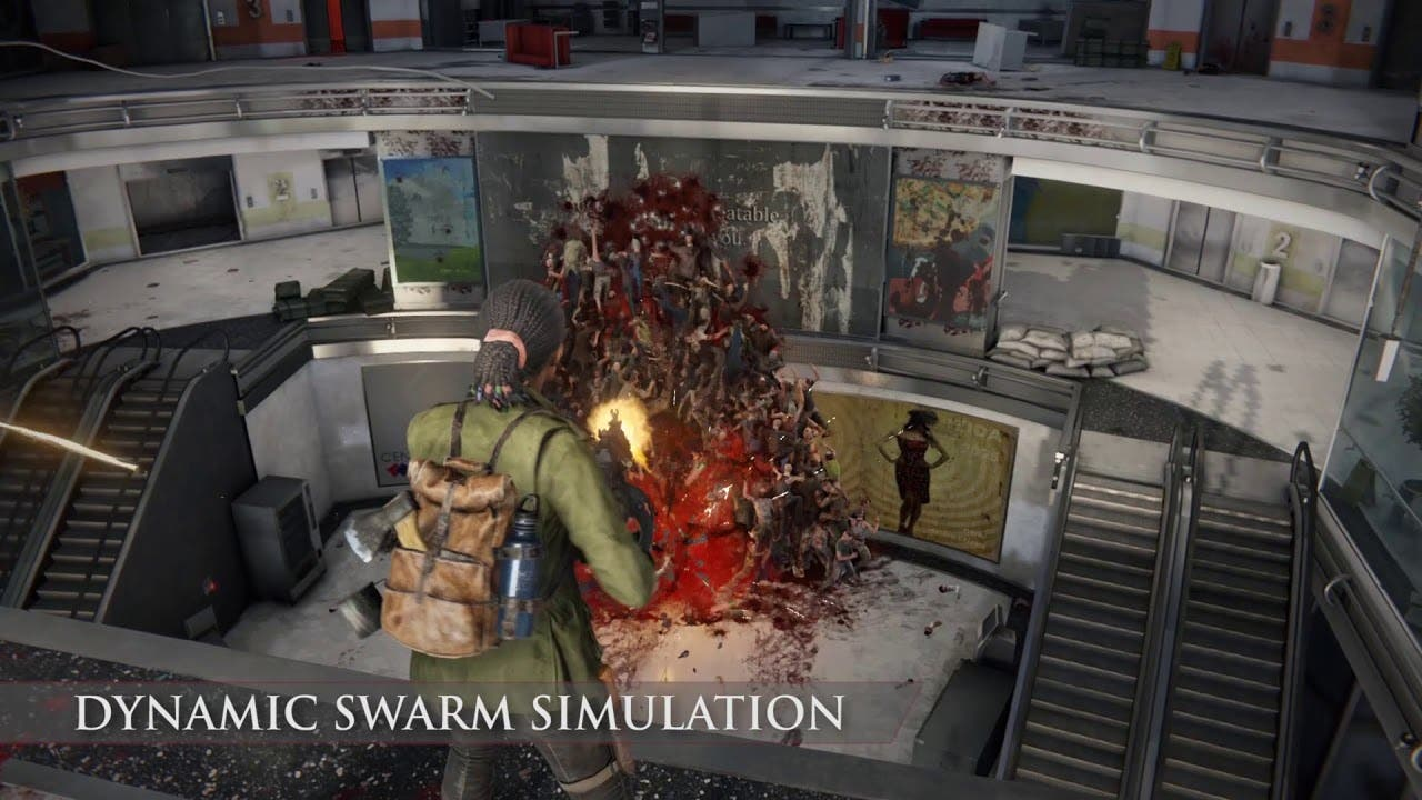 world war z gameplay trailer out