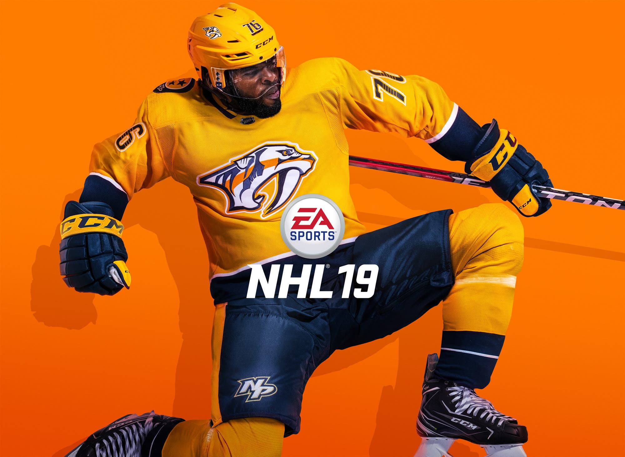 NHL19 review featured