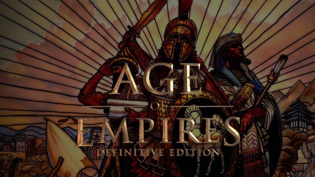 age of empires definitive editio