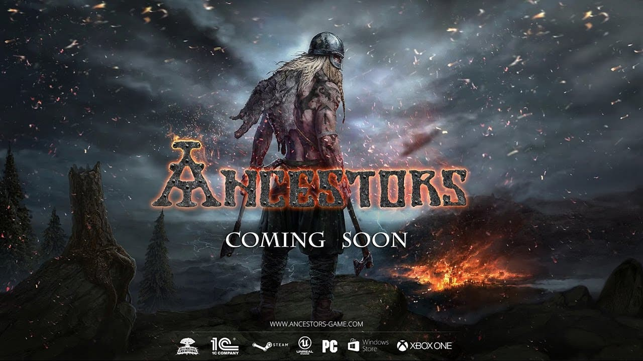 ancestors is the game from destr
