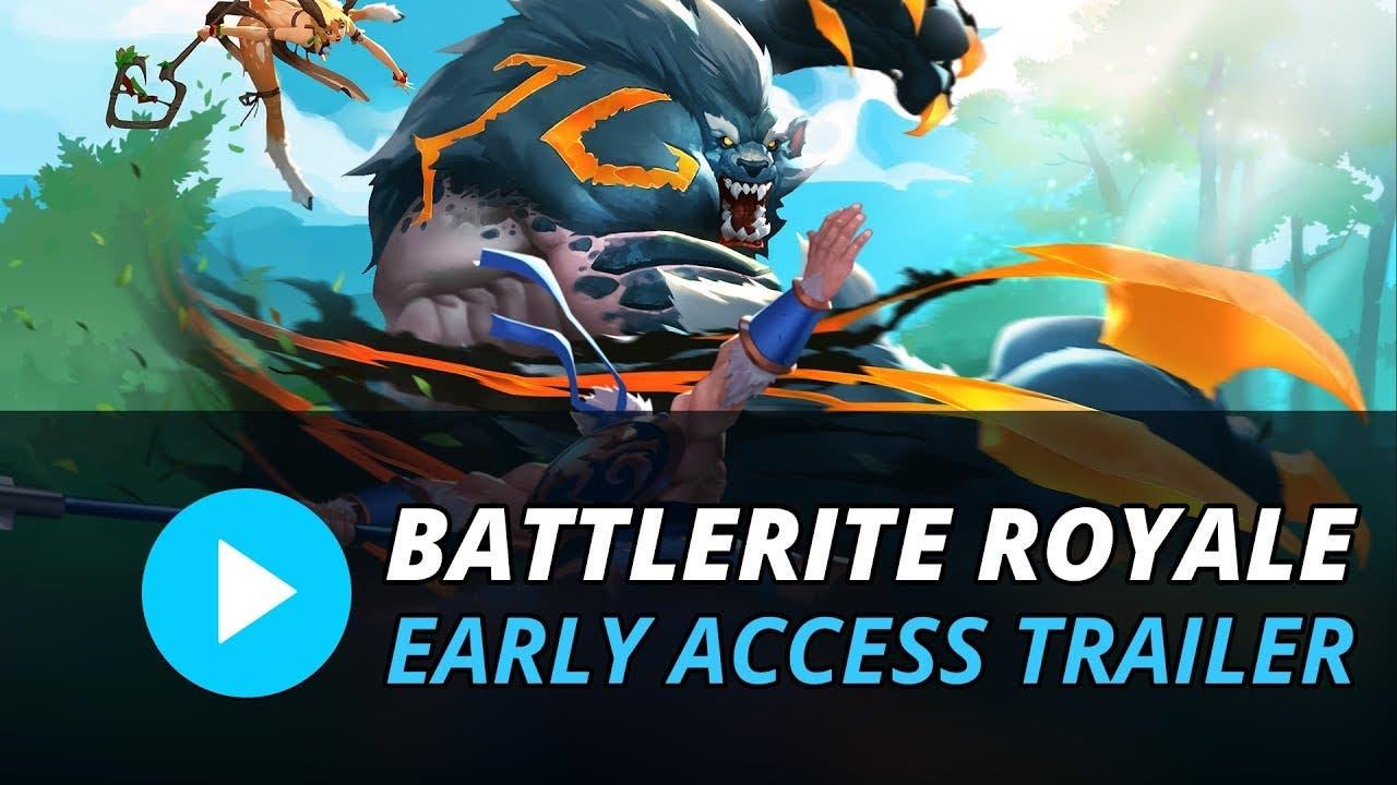 battlerite royale has finally co