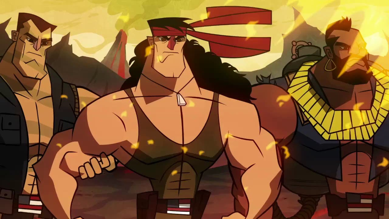 broforce is now available on nin