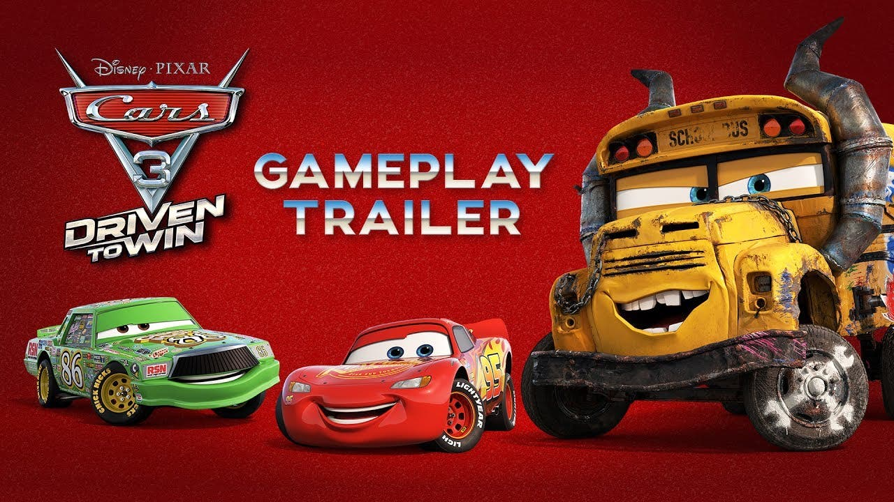 cars 3 driven to win gameplay tr