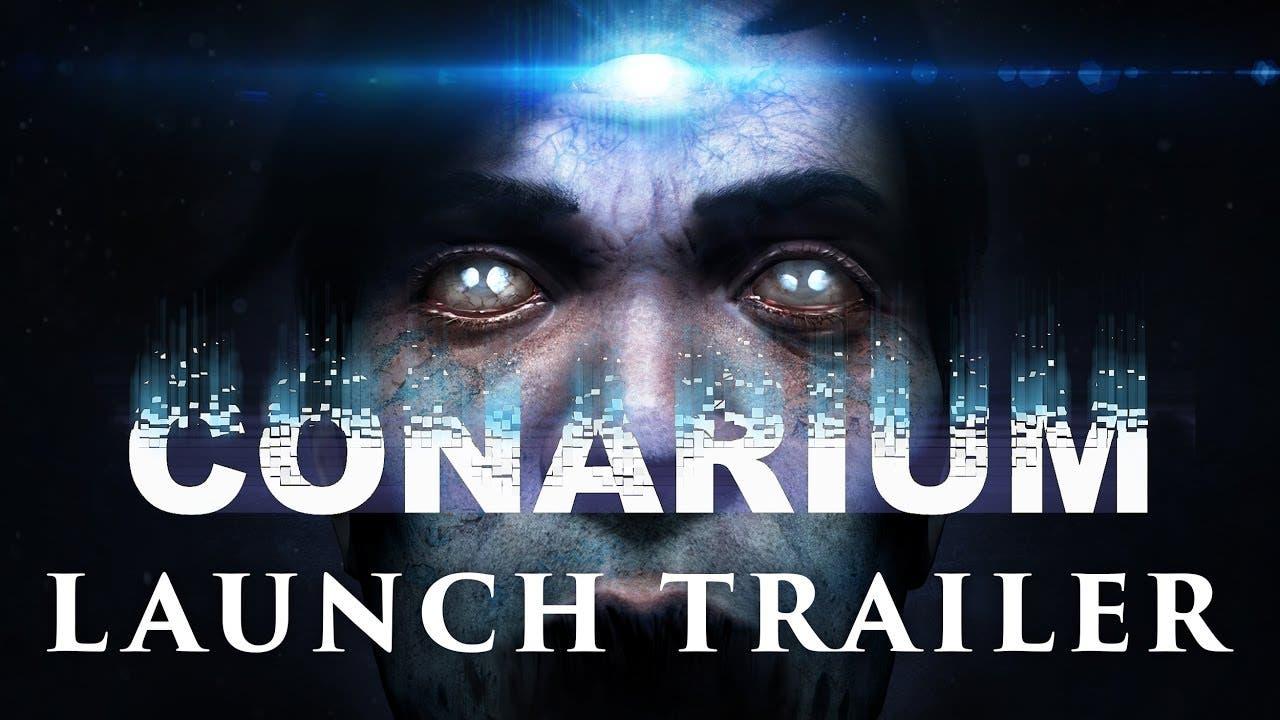 conarium the lovecraftian horror