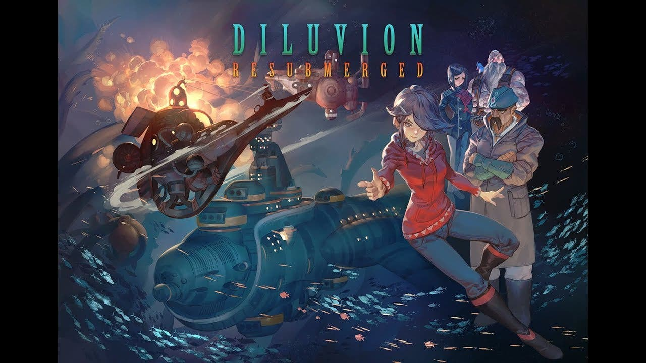 diluvion resubmerged releases to