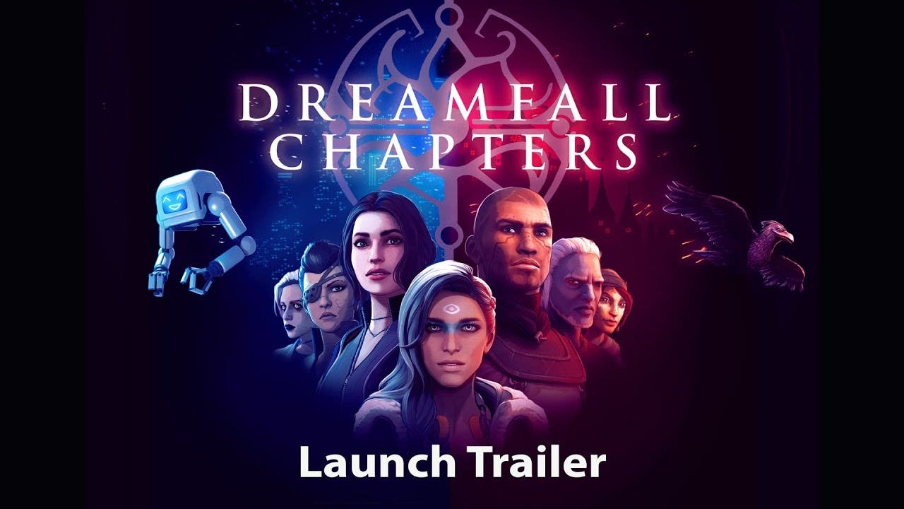 dreamfall chapters comes to play
