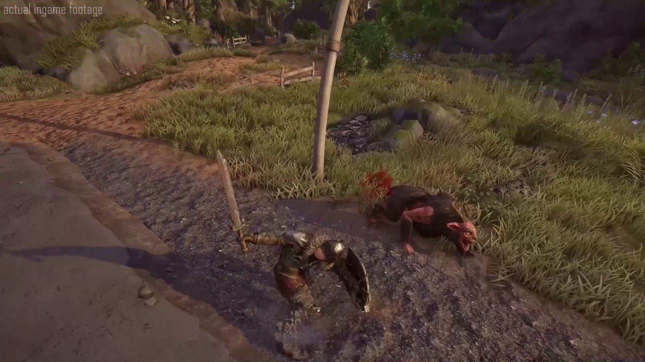 elex gameplay trailer shows off