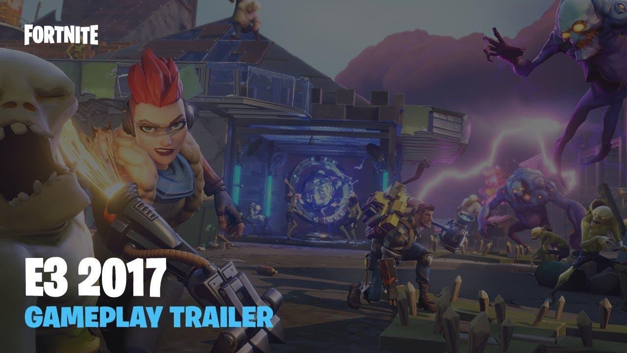 fortnite gets new trailer ahead