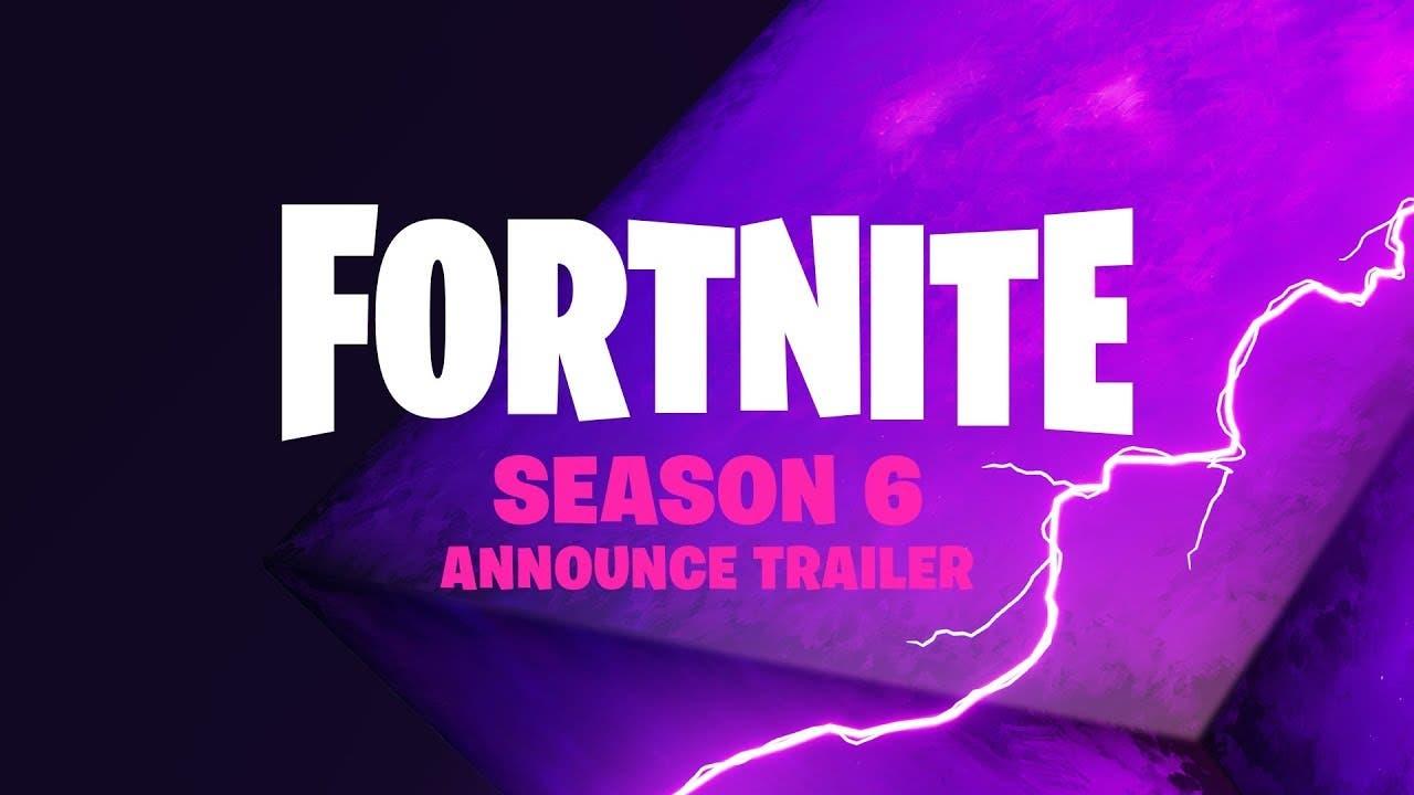 fortnite season 6 has begun and