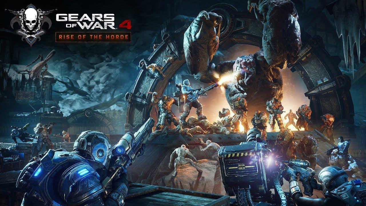 gears of war 4 getting its bigge