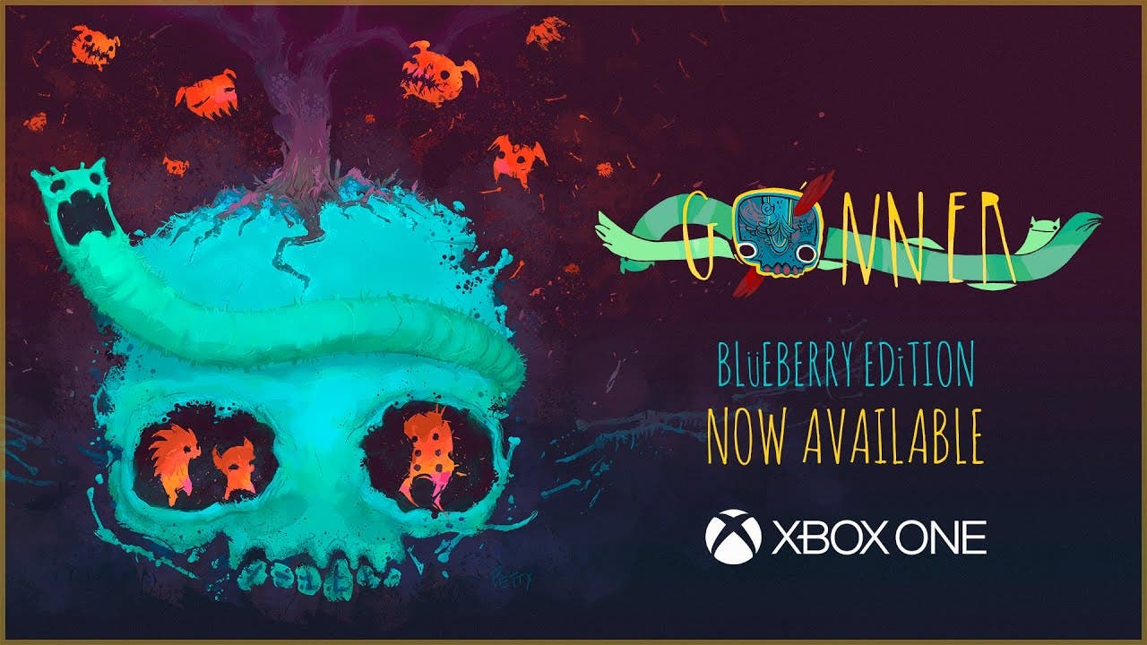 gonner comes to xbox one today w