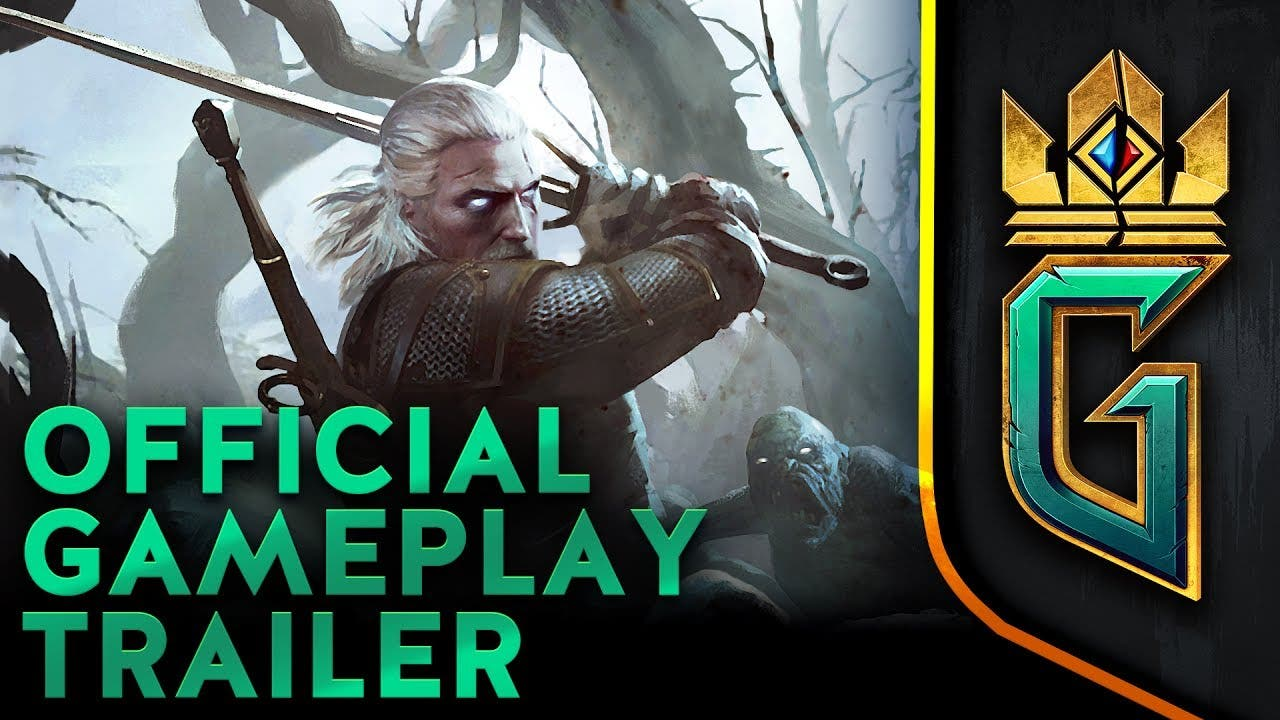 gwent the witcher card game avai