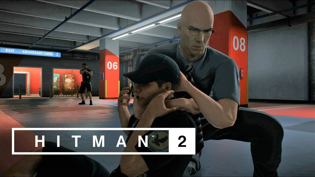 hitman 2 video shows you how to