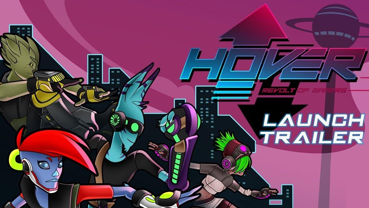 hover revolt of gamers a jet set