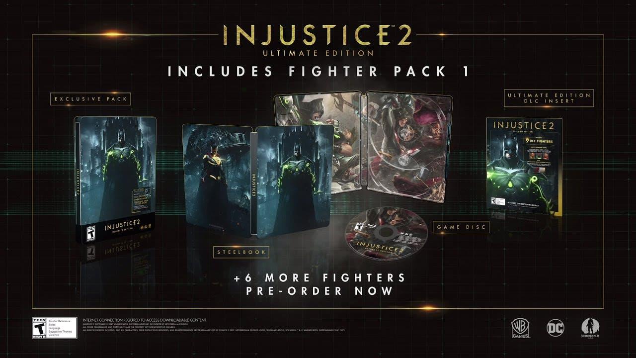 injustice 2 dlc announces 3 new
