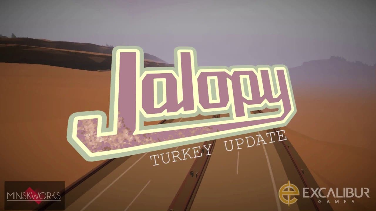 jalopy takes a road trip to turk