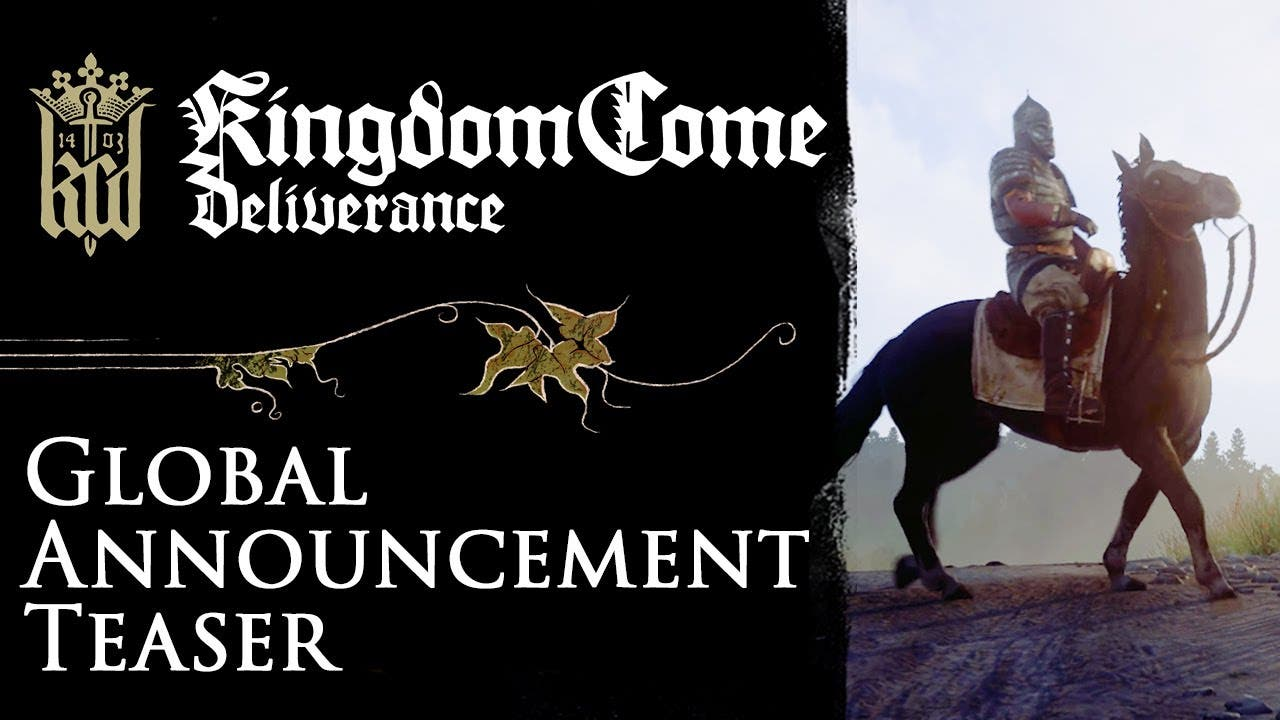 kingdom come deliverance gets gl